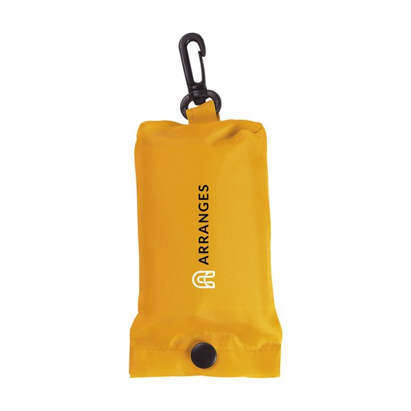 ShopEasy foldable shoppingbag - Yellow