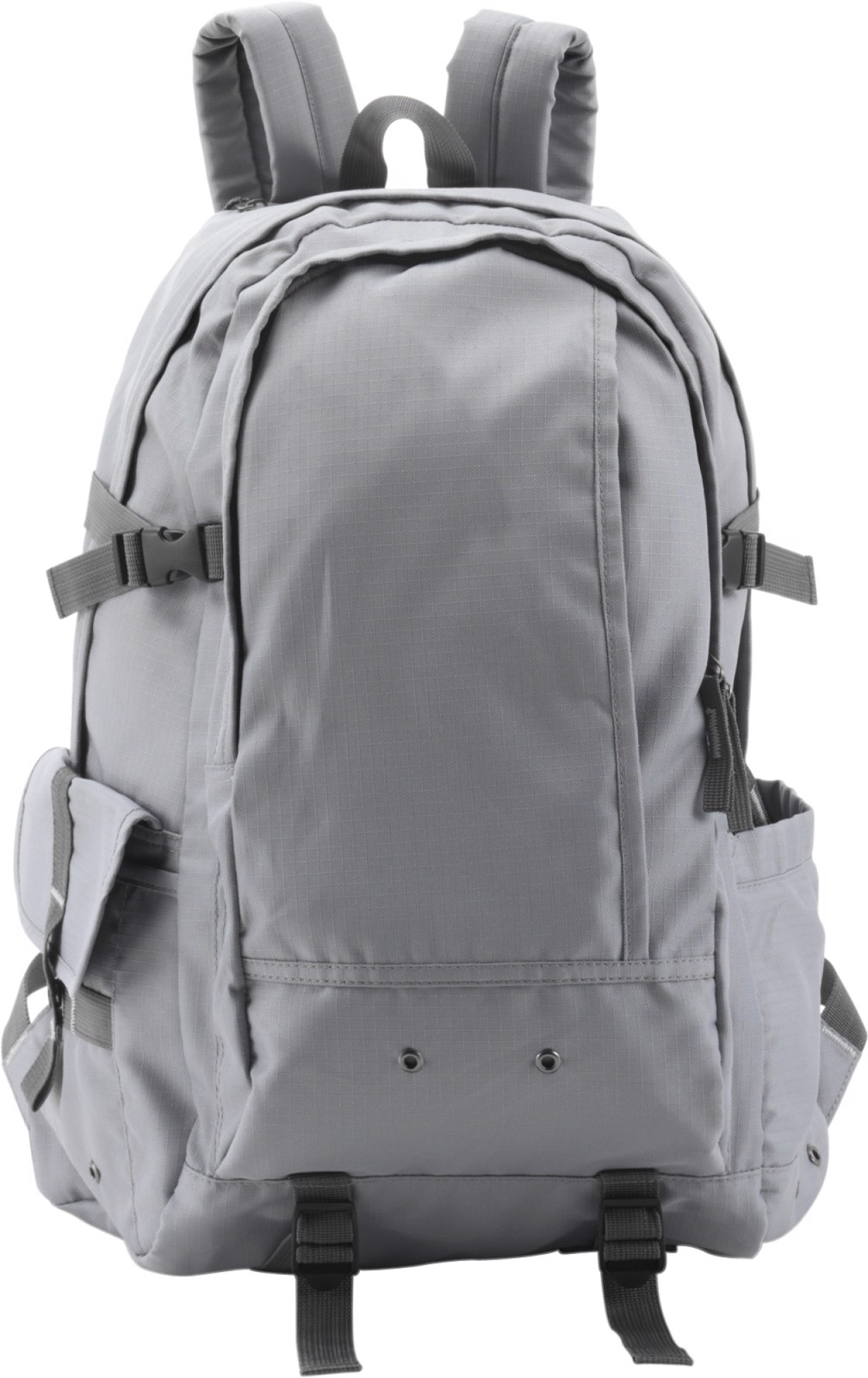 Ripstop (210D) backpack - Grey