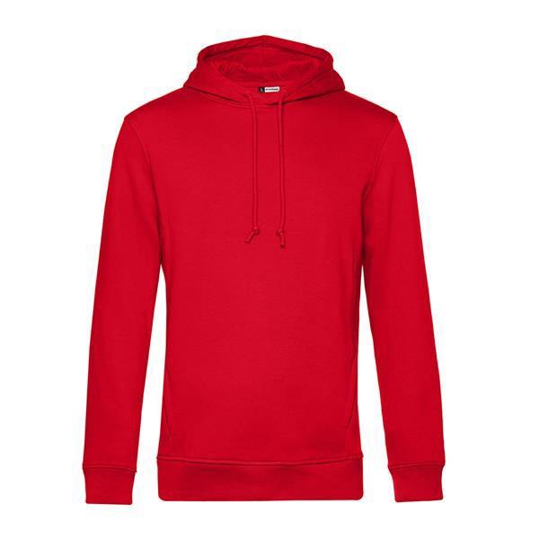 Organic Hooded - Vermelho / XS