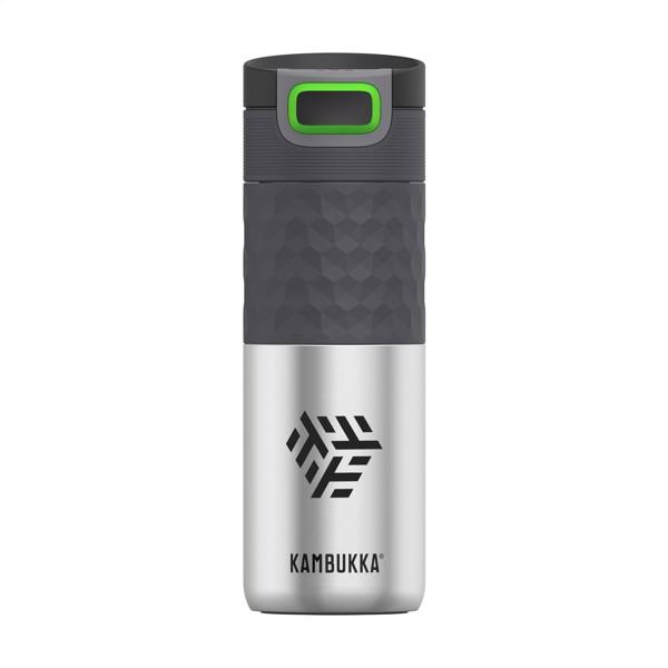 Kambukka® Etna Grip 500 ml thermo cup - Silver