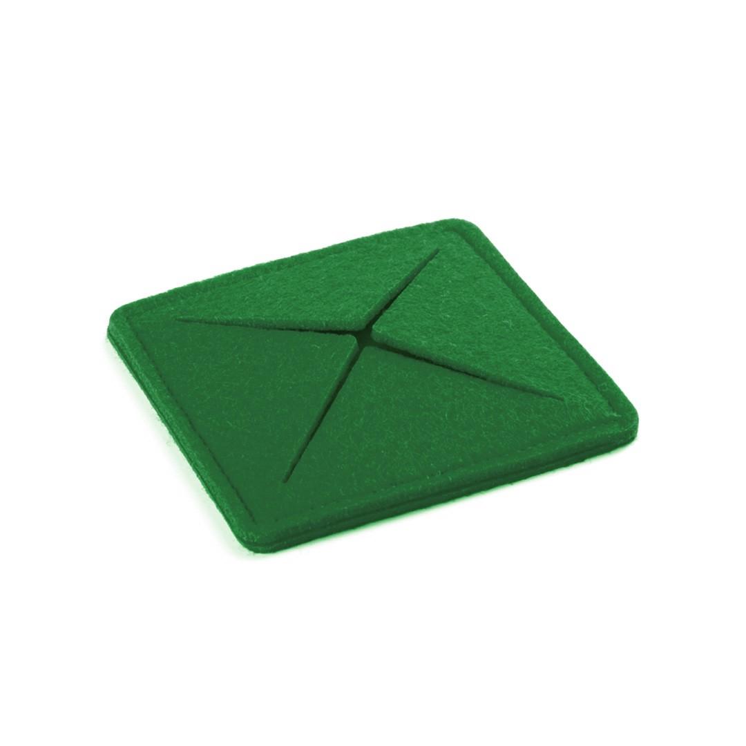 Bases para Copos Tanzak - Verde