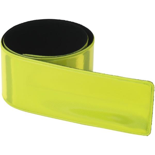 Neonová samonavíjecí páska Hitz