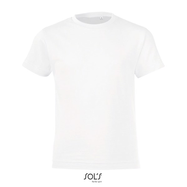 REGENT-F-KIDS TSHIRT-150g Regent Fit Kids - white / XXL
