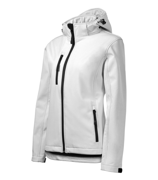 Softshellová bunda dámská Malfini Performance - Bílá / XS