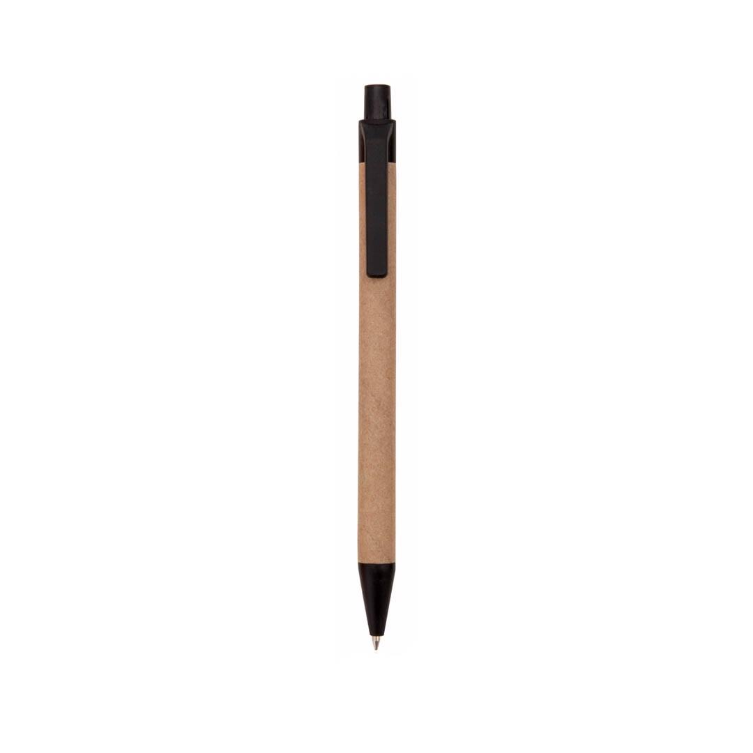 Bolígrafo Tori - Negro