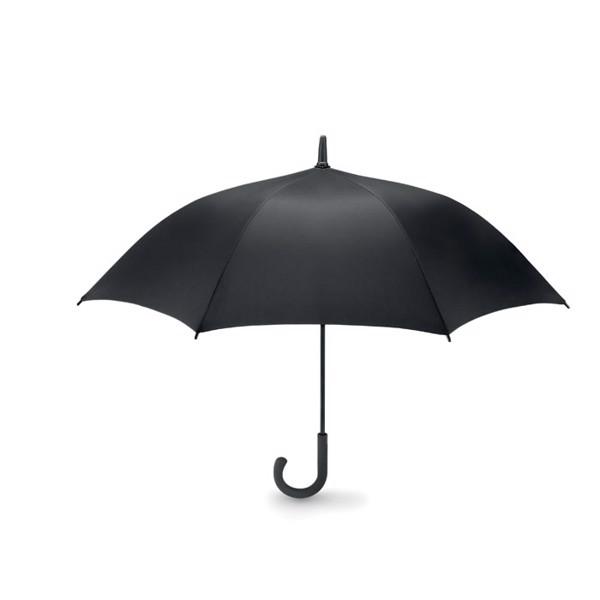 "Luxe 23"" auto storm umbrella New Quay - Black"