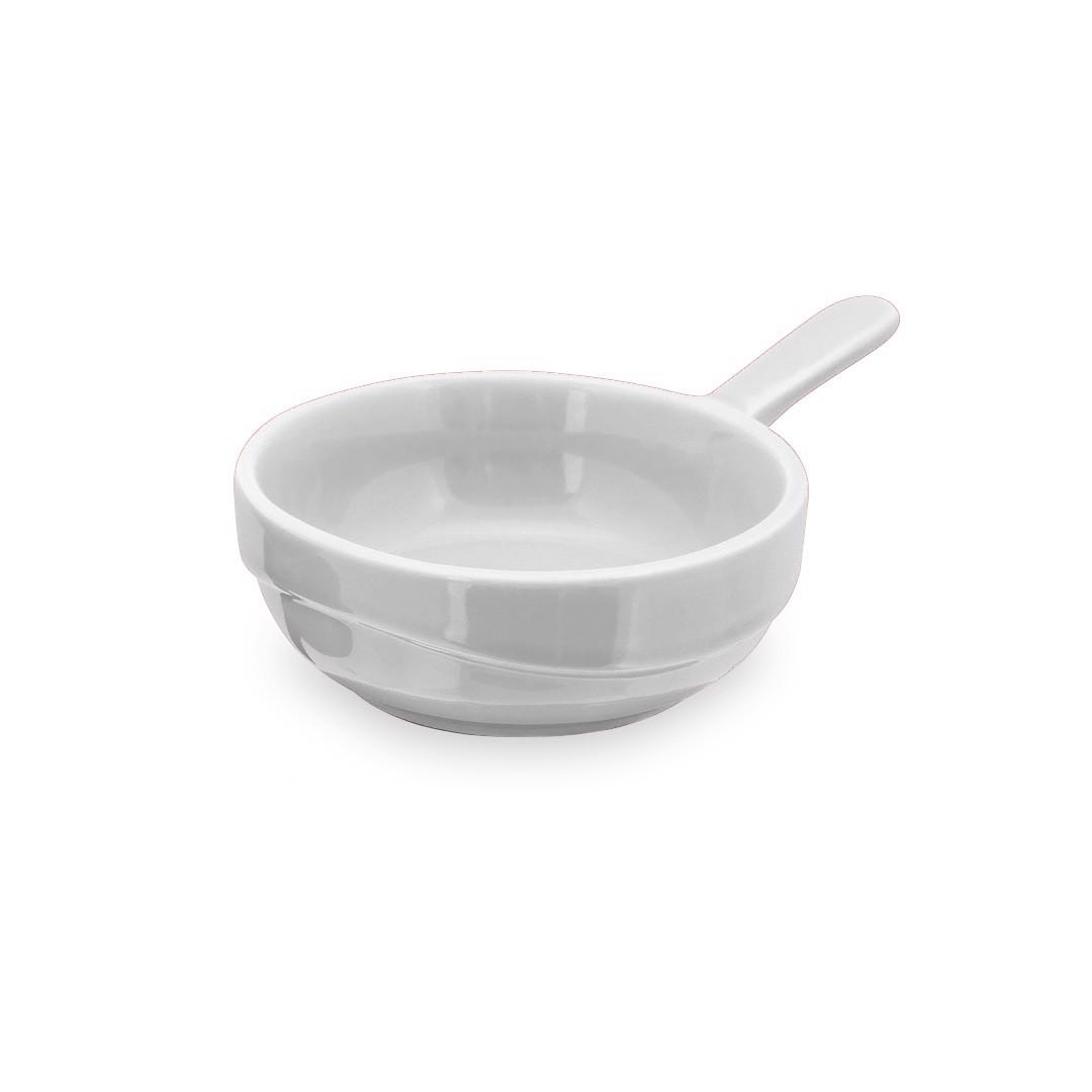 Serving Dishes Boletus - White