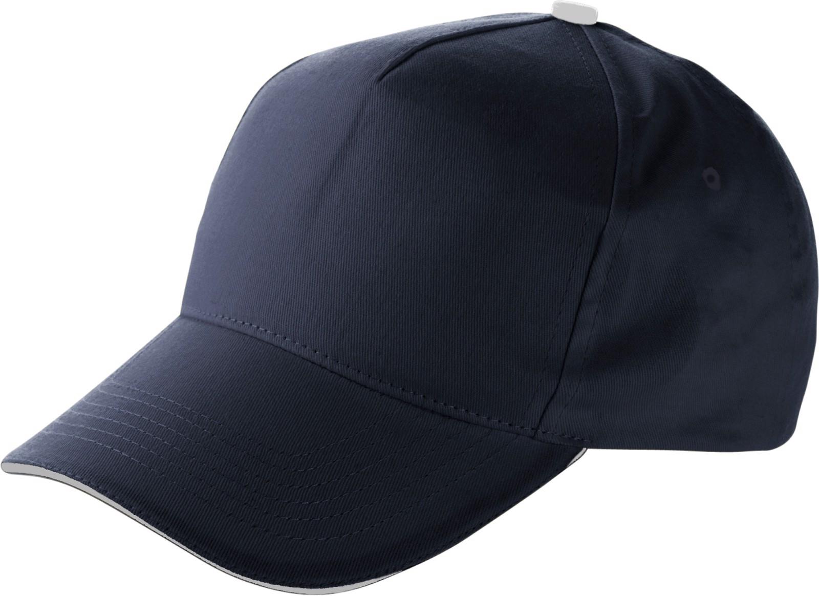 Cotton cap - Blue