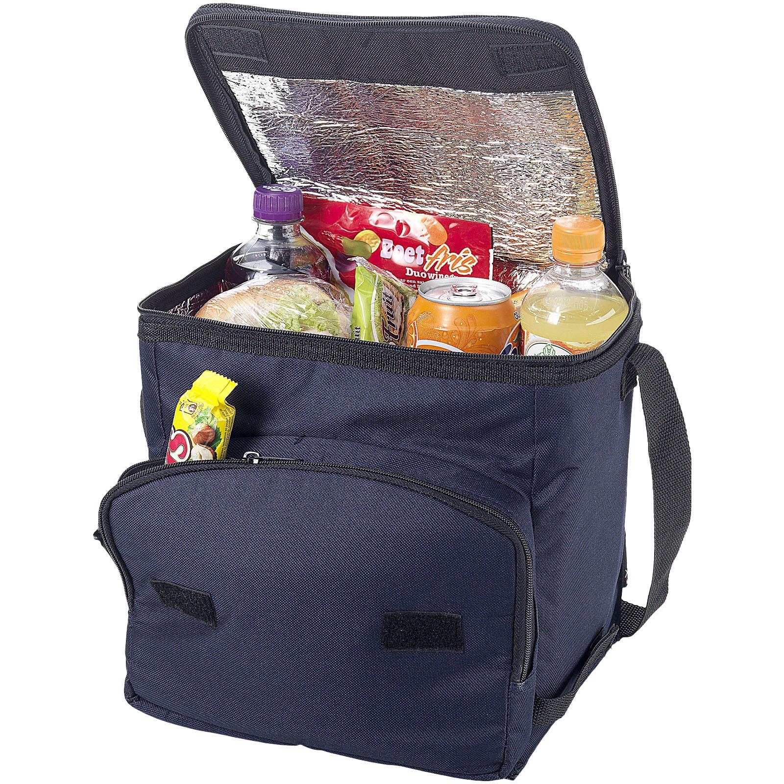 Stockholm foldable cooler bag - Navy