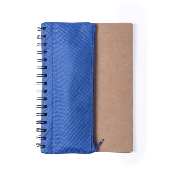 Notebook Mosku - Blue
