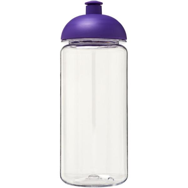 H2O Octave Tritan™ 600 ml dome lid sport bottle - Transparent / Purple