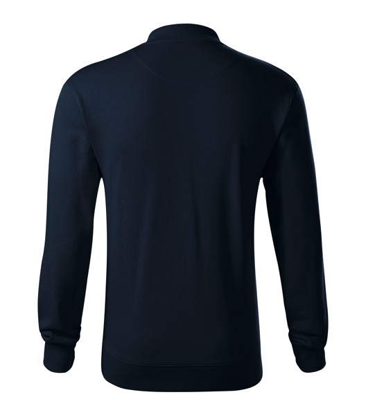 Sweatshirt men's Malfinipremium Bomber - Navy Blue / S