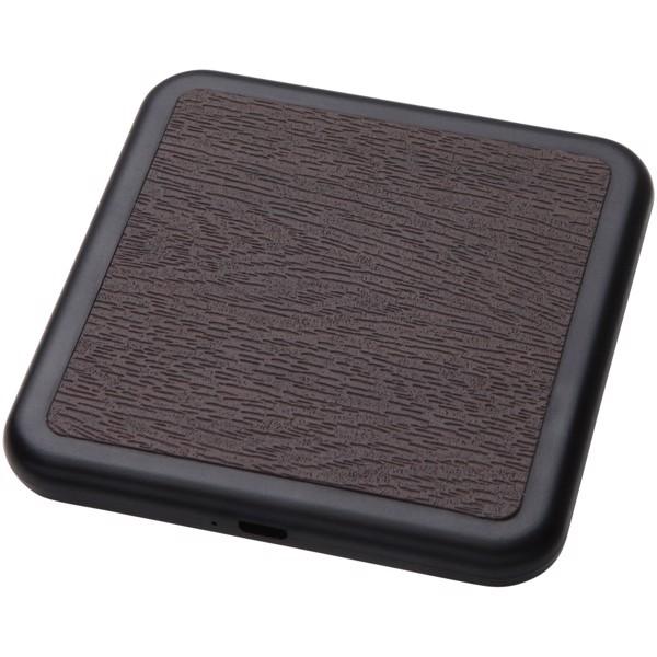 Solstice bezdrátová nabíjecí podložka - Dřevo