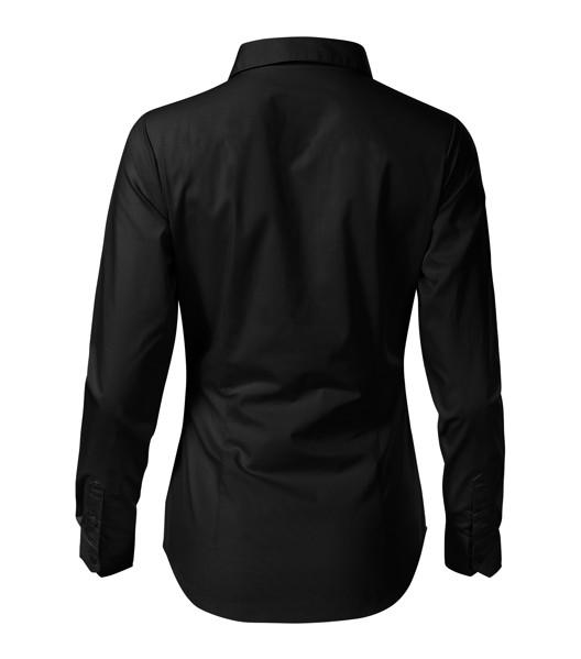 Košile dámská Malfini Style LS - Černá / M
