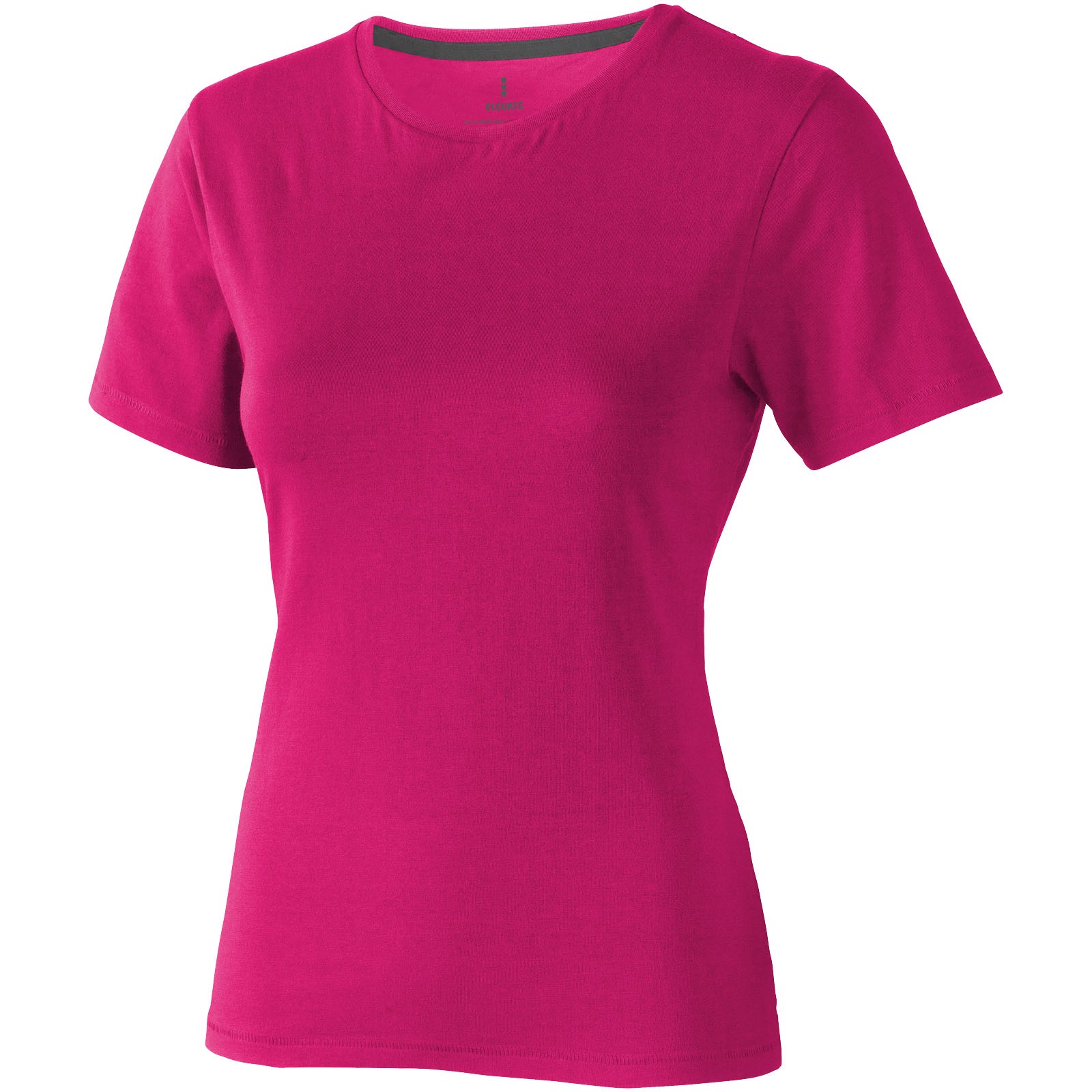Nanaimo short sleeve women's T-shirt - Magenta / M