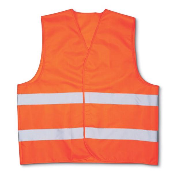 Kamizelka bezpieczeństwa Visible - pomarańczowy