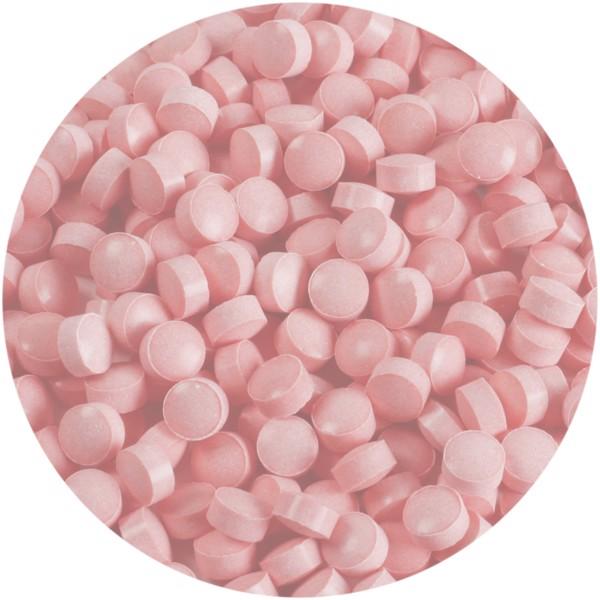 Clic clac bonbony se skořicovou příchutí - Bílá