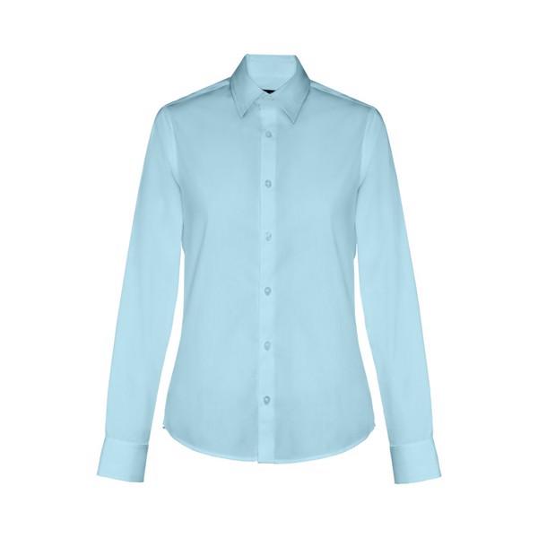 THC BATALHA WOMEN. Dámská popelínová košile - Světle Modrá / XL