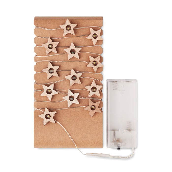 String with 20 star lights Milky Way