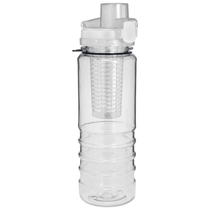 700 ml Tritan bottle Ricky - White