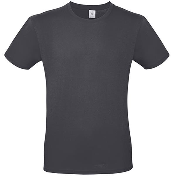 #E150 - Cinza Mesclado Escuro / S