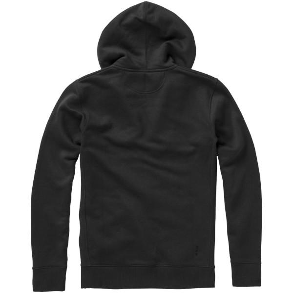 Arora hooded full zip sweater - Solid Black / L