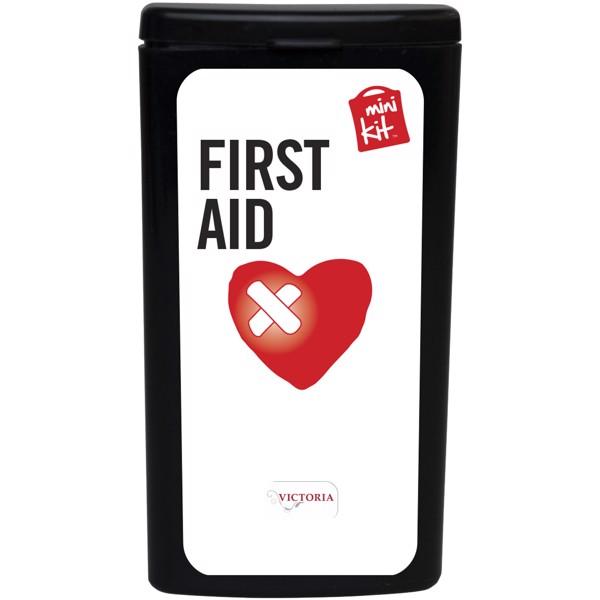 MiniKit First Aid - Solid Black