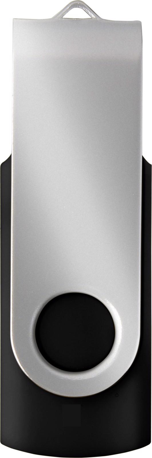 ABS USB drive (16GB/32GB) - Black / Silver