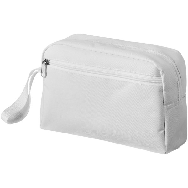 Transit toiletry bag - White