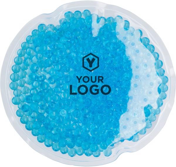 PVC hot/cold pack - Light Blue