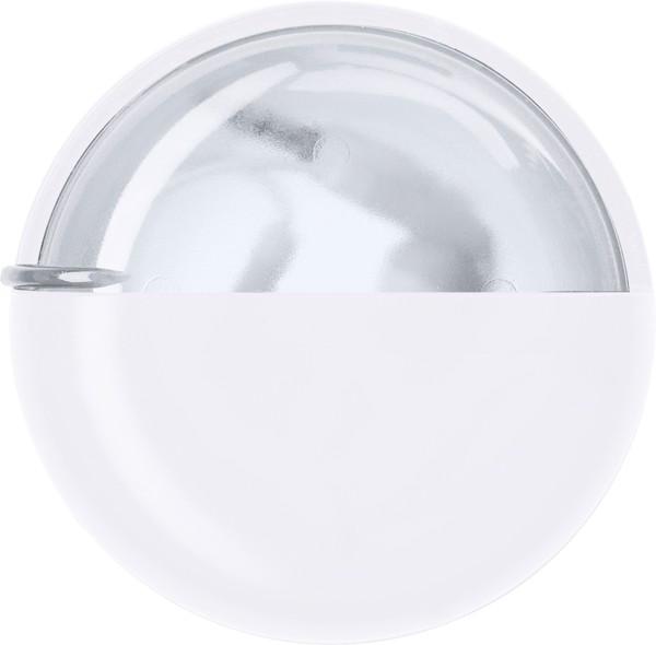 Auriculares de ABS - White