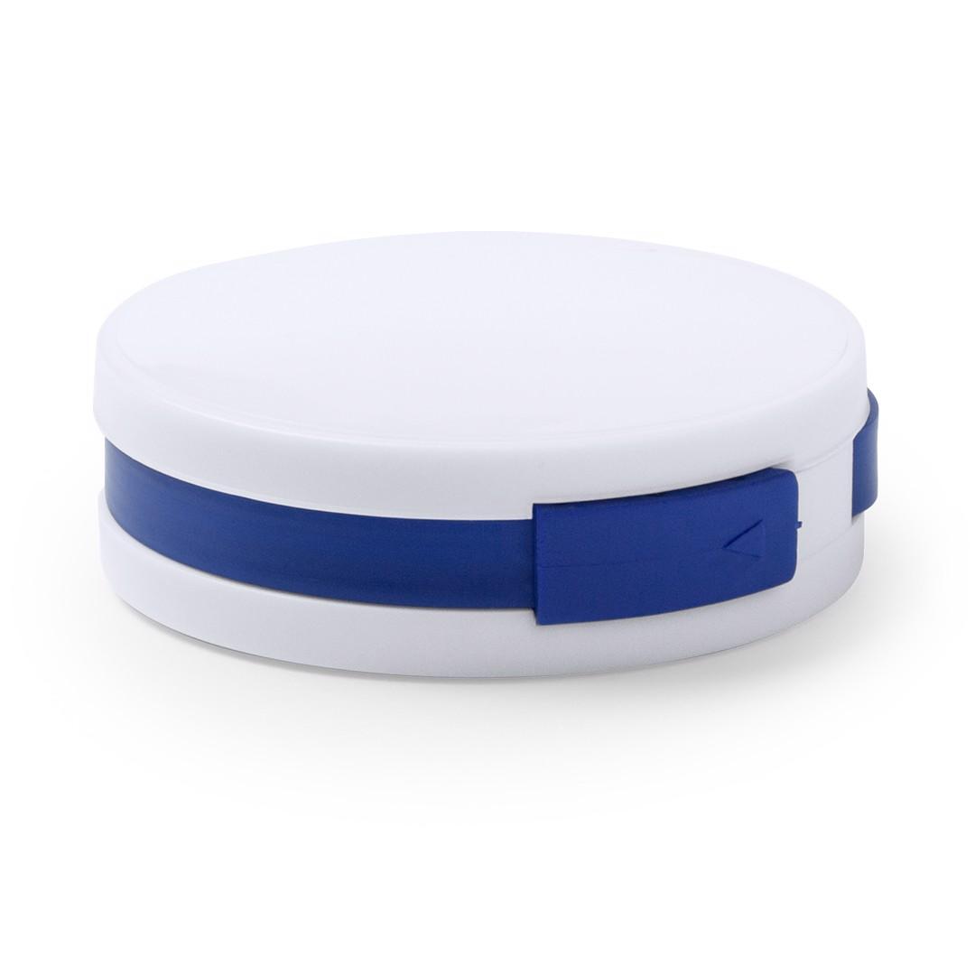 Puerto USB Niyel - Azul