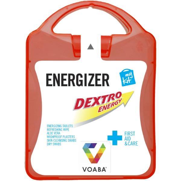 MyKit Energiser Set - Red