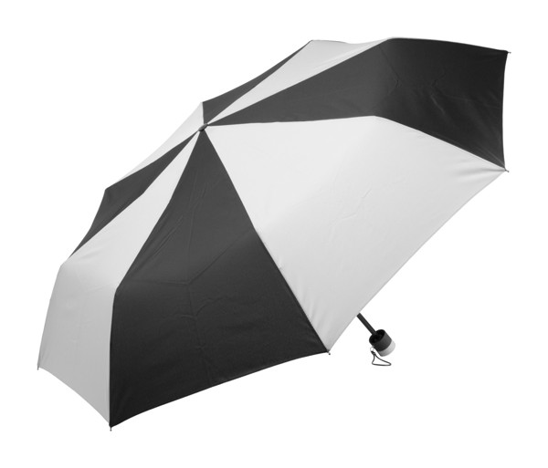 Umbrelă Sling - Negru / Alb