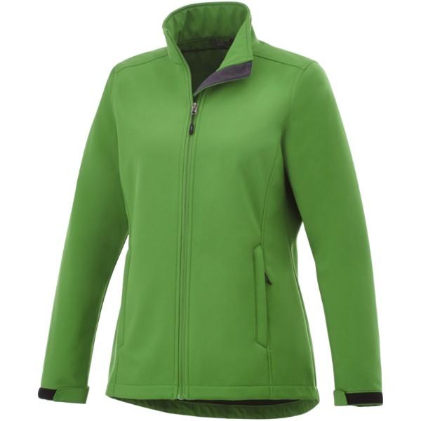 Maxson women's softshell jacket - Fern Green / L