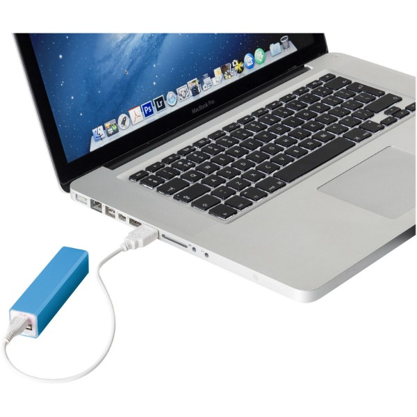 Volt 2200 mAh power bank - Light blue