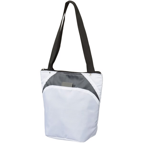 Sandviken cooler tote bag - White
