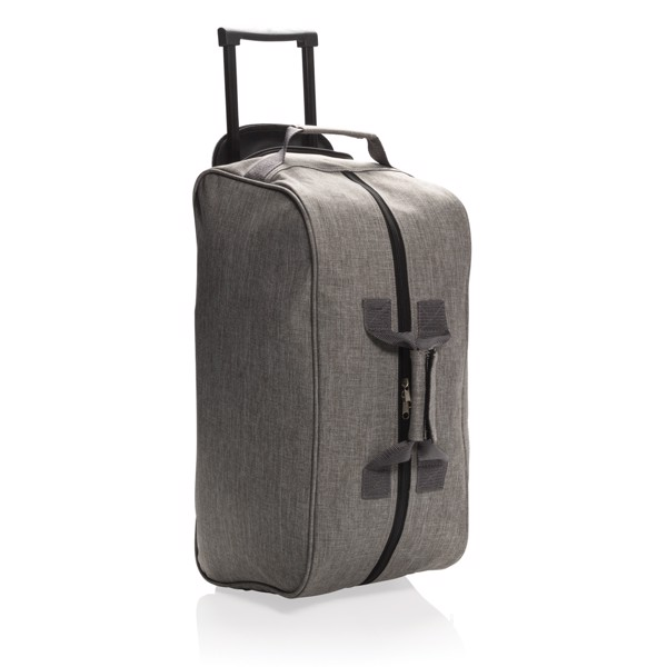 Basic weekend trolley - Grey