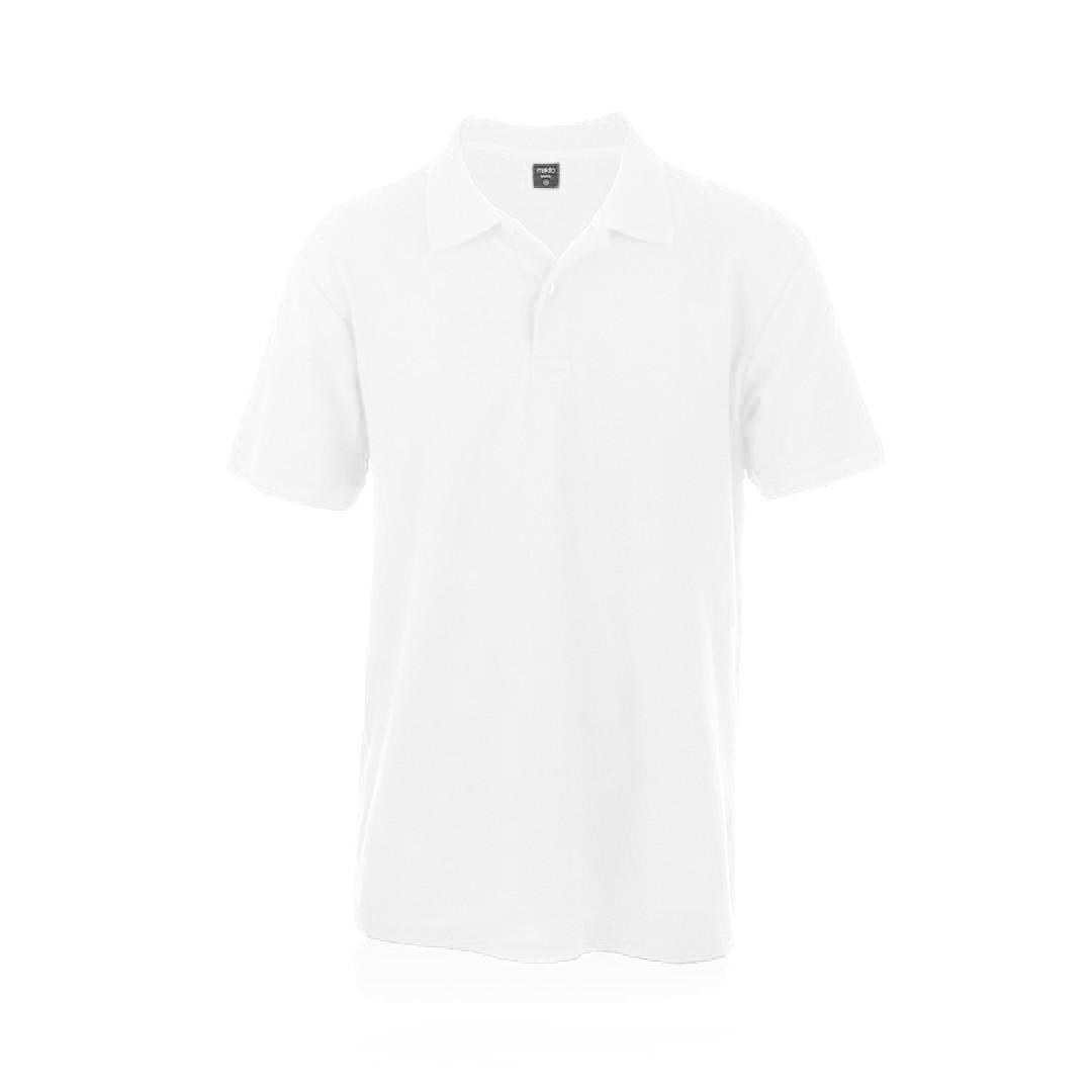 Polo Bartel Blanco - Blanco / XL