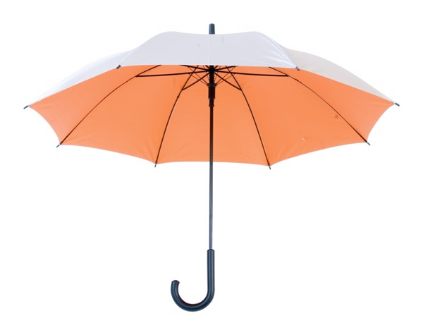 Umbrella Cardin - Orange / Silver