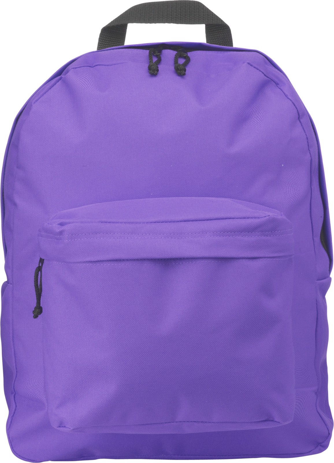 Polyester (600D) backpack - Purple