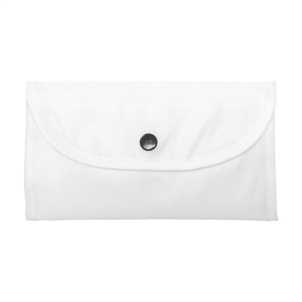 Foldy foldable shopping bag - White