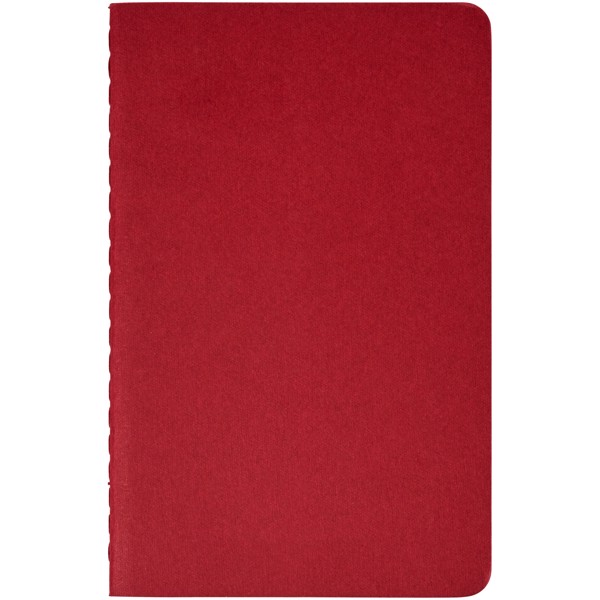 Cahier Journal PK - plain - Cranberry red