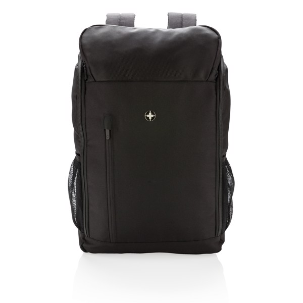 """Swiss Peak RFID batoh na 15"""" notebook se snadným přístupem"""