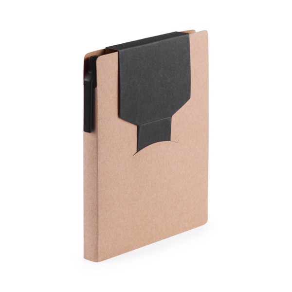 Sticky Notepad Cravis - Black