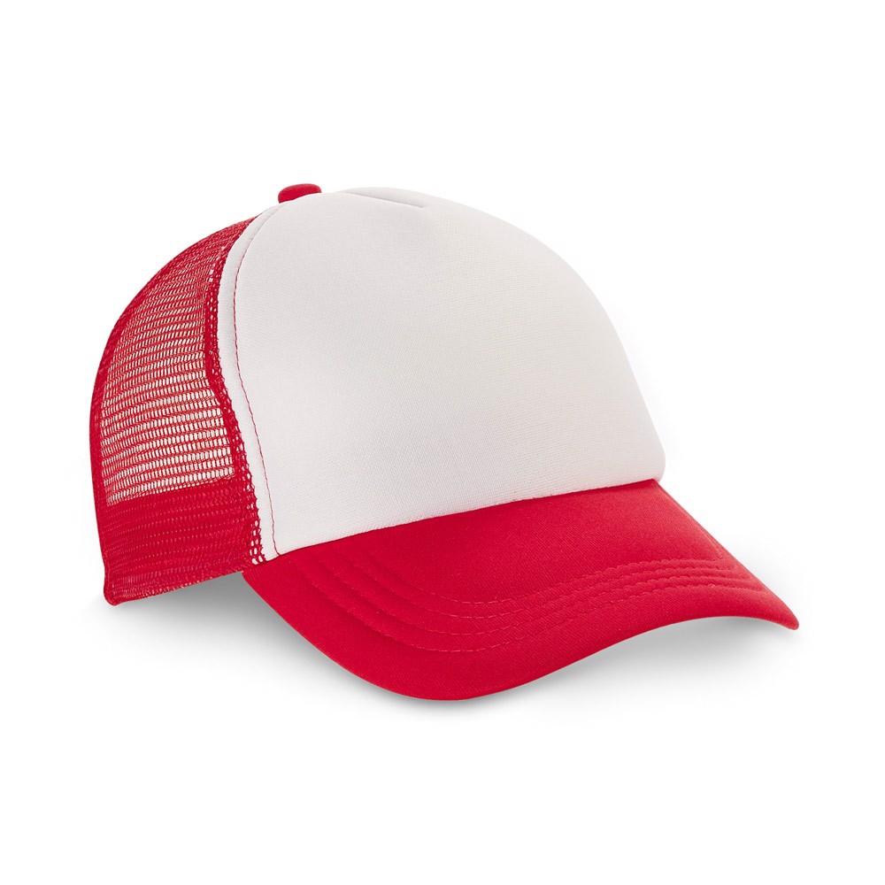 NICOLA. Καπέλο - Κόκκινο