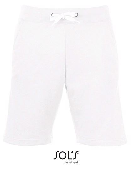 Men`S Short June - White / XXL