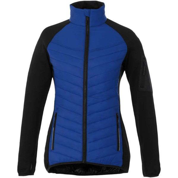 Banff hybrid insulated ladies jacket - Blue / XS