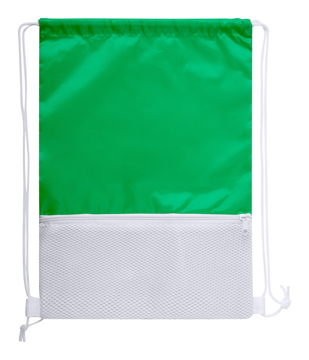 Drawstring Bag Nabar - Green / White