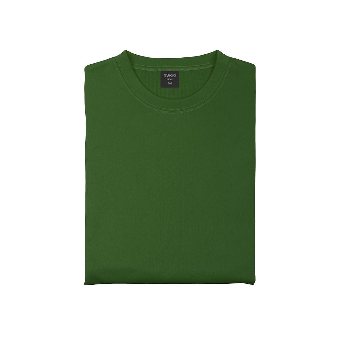 Sweatshirt Tecnica Criança Kroby - Verde / 6-8